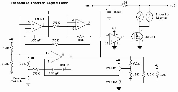automobile-light-fader