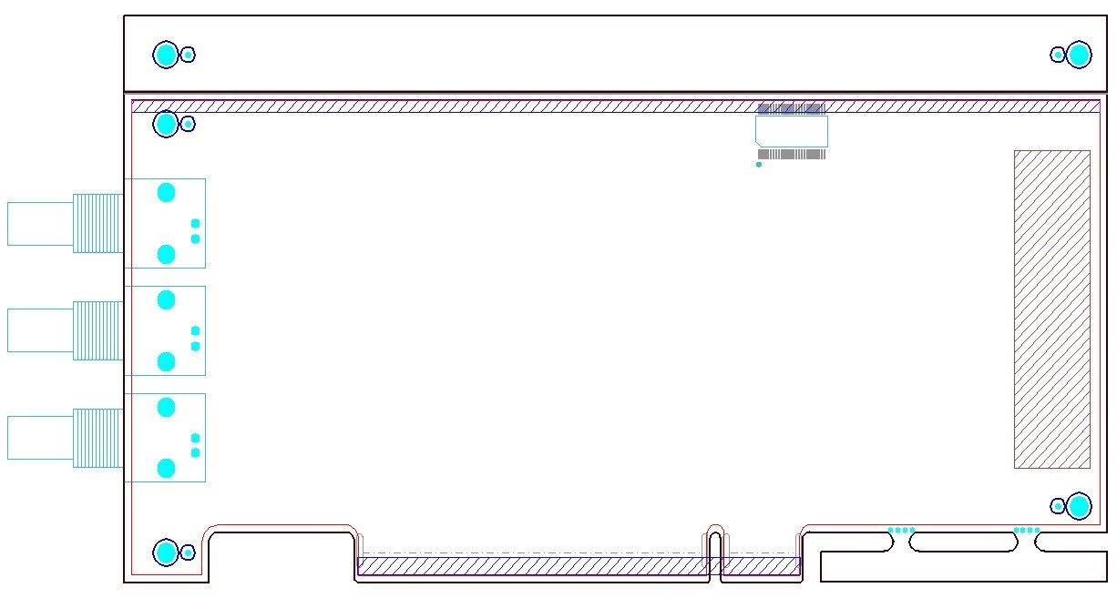 How to Place Breakaway Rails in a PCB Design