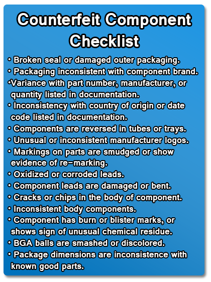Counterfeit_Component_Checklist